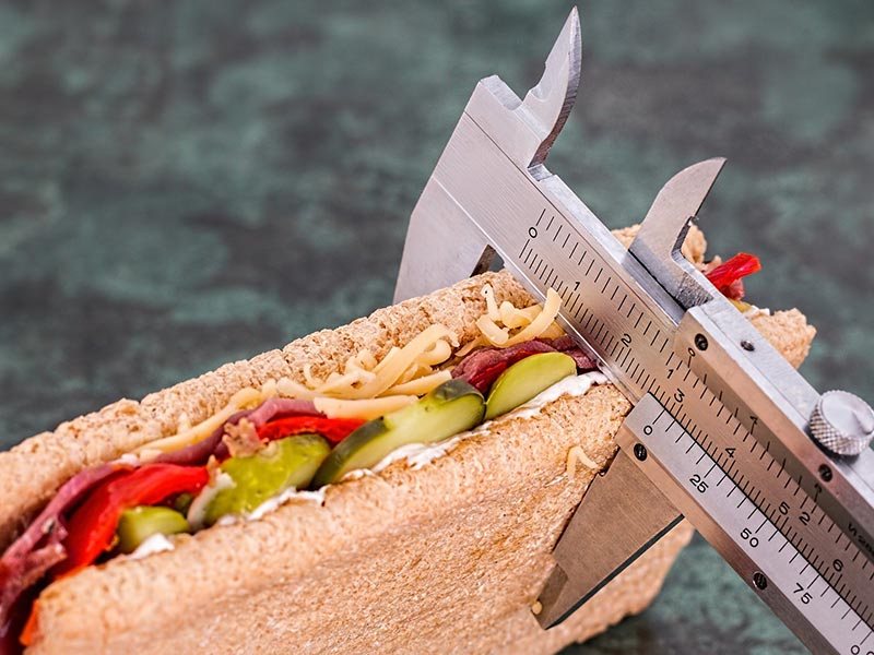 The importance of diet in muscle gain